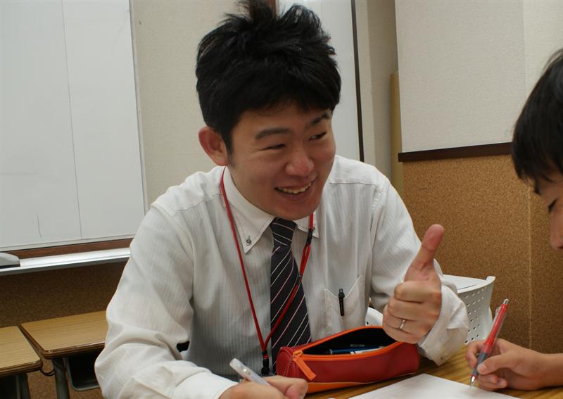 久保田学園舞子霞ヶ丘教室指導の様子