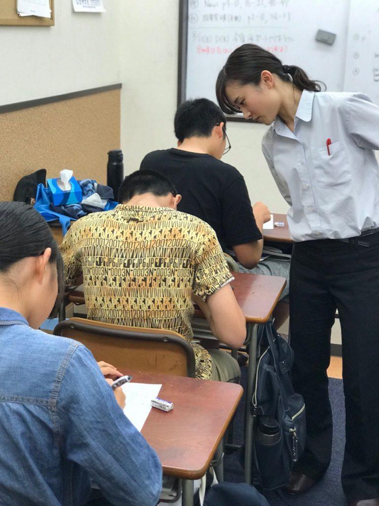 久保田学園西鈴蘭台教室授業風景