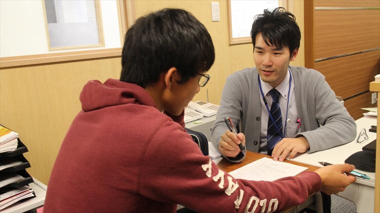 久保田学園西神南教室 個別補習の様子